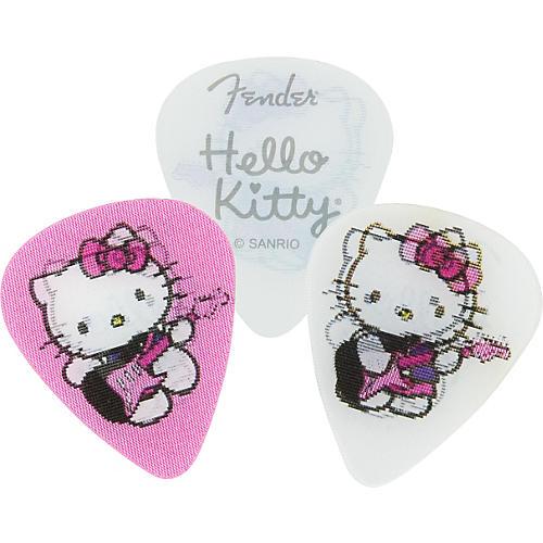 Fender Hello Kitty Motion Guitar Picks