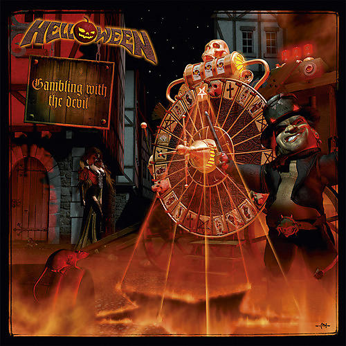 Alliance Helloween - Gambling With The Devil