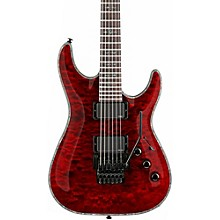 Hellraiser C-1 FR Electric Guitar Black Cherry