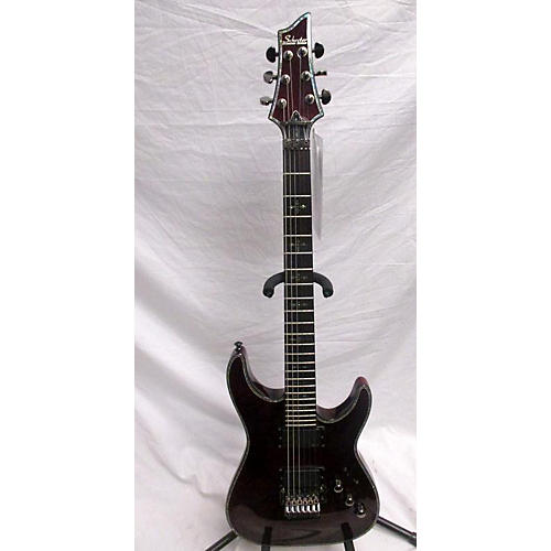 Schecter Guitar Research Hellraiser C1 Floyd Rose Solid Body Electric Guitar