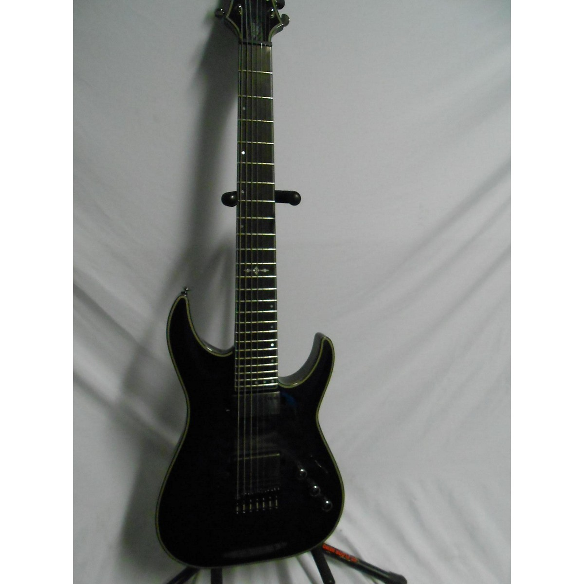 Schecter Guitar Research Hellraiser C7 Hybrid Solid Body Electric Guitar