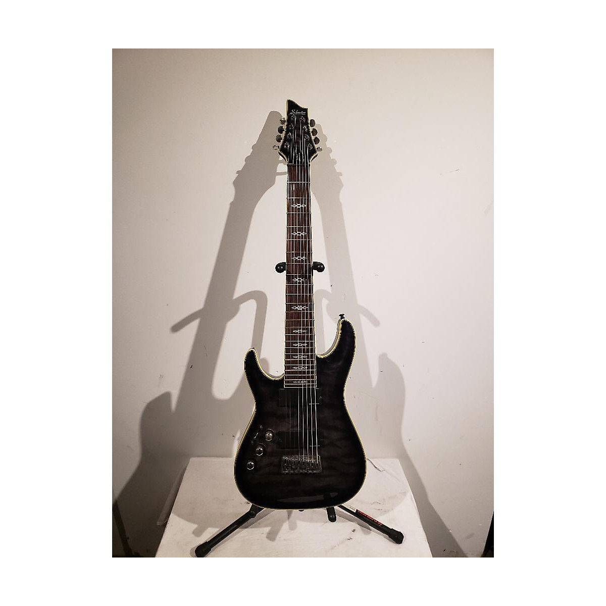 Schecter Guitar Research Hellraiser Special C8 Lefty Electric Guitar