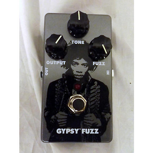 Dunlop Hendrix Gypsy Fuzz Effect Pedal