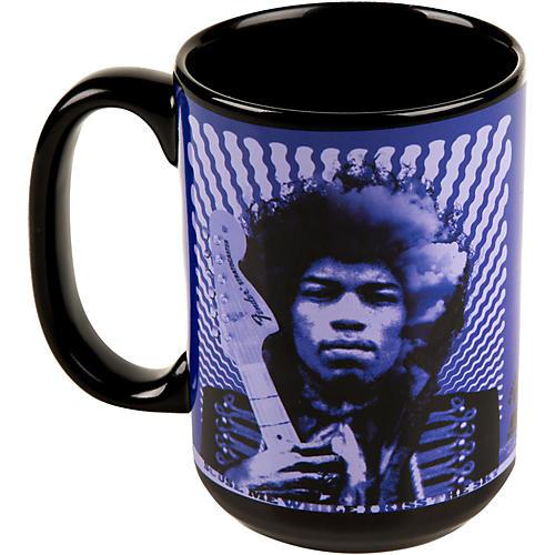 Fender Hendrix Kiss the Sky Mug