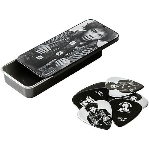 Dunlop Hendrix Mankowitz Picks & Tin