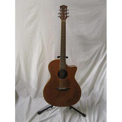 Luna Guitars Henna Oasis Acoustic Electric Guitar