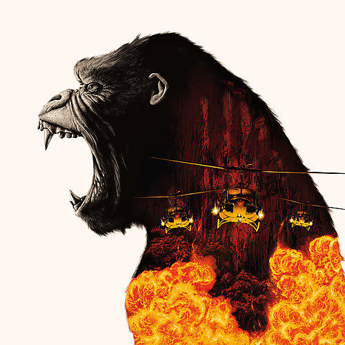 Alliance Henry Jackman - Kong: Skull Island (Original Soundtrack)