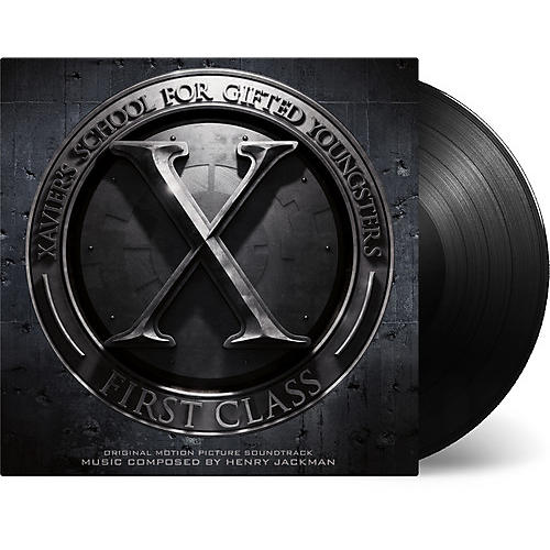 Alliance Henry Jackman - X-men: First Class / O.s.t.
