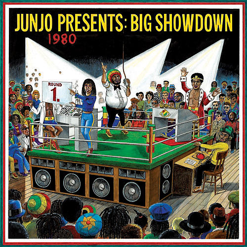 Alliance Henry Junjo Lawes - Junjo Presents: Big Showdown