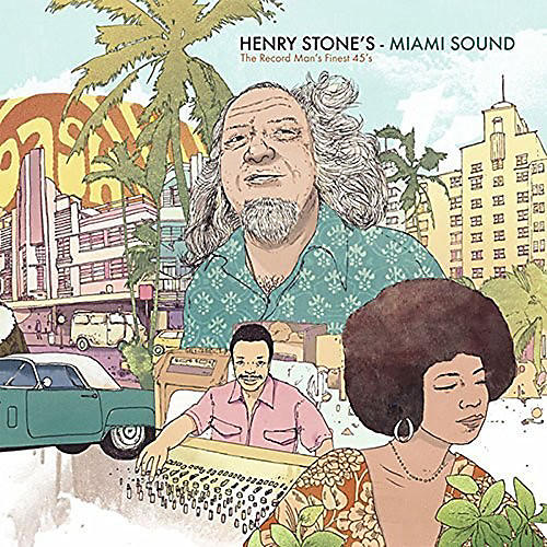 Alliance Henry Stone's Miami Sound -Record Man's Finest 45S - Henry Stone's Miami Sound -Record Man's Finest 45S