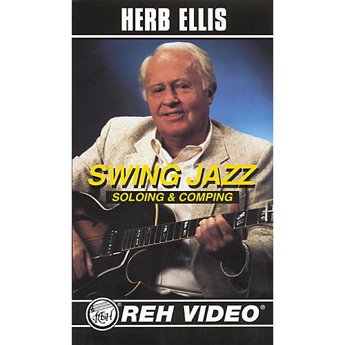 Alfred Herb Ellis Swing Jazz Soloing Video