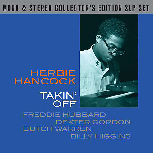 Alliance Herbie Hancock - Take Off Mono / Stereo