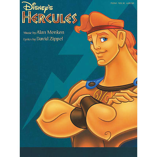 Hal Leonard Hercules Piano, Vocal, Guitar Songbook