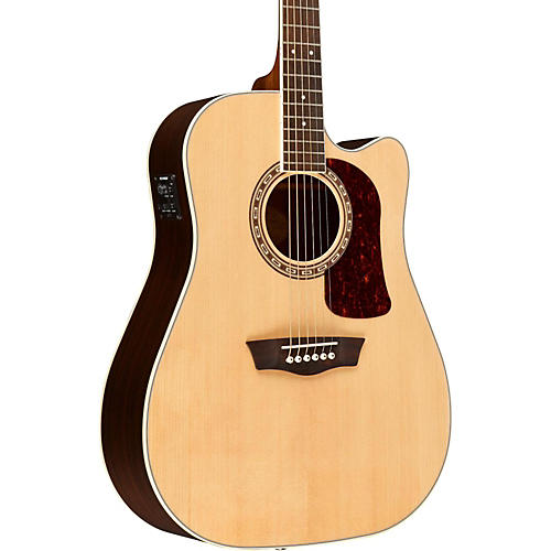 Washburn Heritage 20 Series HD20SCE Acoustic-Electric Dreadnought Guitar