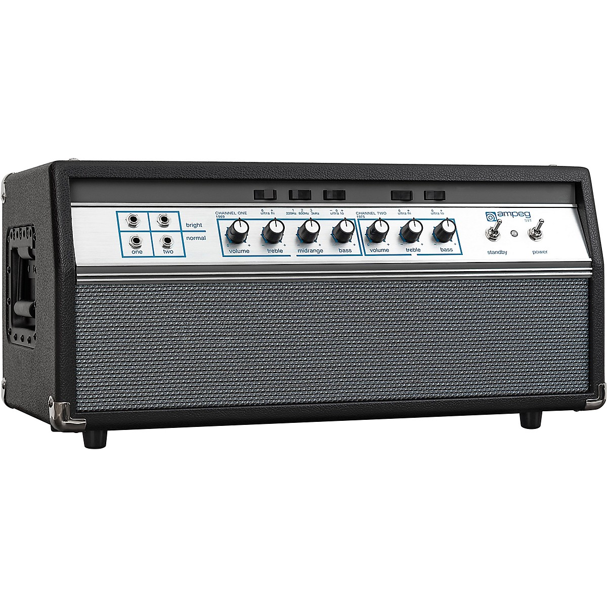 Ampeg Heritage 50th Anniversary SVT 300W Tube Bass Amp Head