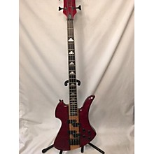 B.C. Rich Heritage Classic Mockingbird Bass Electric Bass Guitar