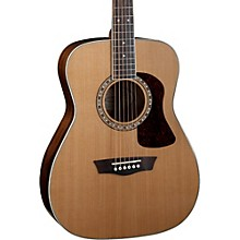 Washburn Heritage Series Acoustic Folk Guitar