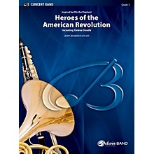 BELWIN Heroes of the American Revolution Concert Band Grade 3 (Medium Easy)