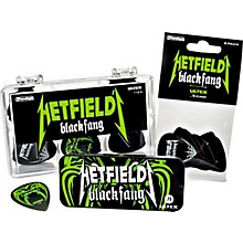 Dunlop Hetfield Black Fang Pick Tin - 6 Pack 1.14 mm