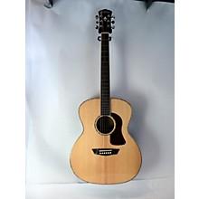 Washburn Hg27se Acoustic Electric Guitar