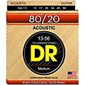 DR Strings Hi-Beam 80/20 Medium Heavy Acoustic Guitar Strings thumbnail
