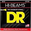 DR Strings Hi Beams Medium 5-String Bass .130 Low B String thumbnail