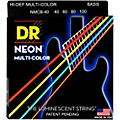 DR Strings Hi-Def NEON Multi-Color Coated 4-String Bass Strings Lite (40-100) thumbnail