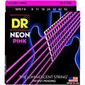 DR Strings Hi-Def NEON Pink Coated Lite 7-String Electric Guitar Strings (9-52) thumbnail