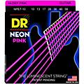 DR Strings Hi-Def NEON Pink Coated Medium 7-String Electric Guitar Strings (10-56) thumbnail