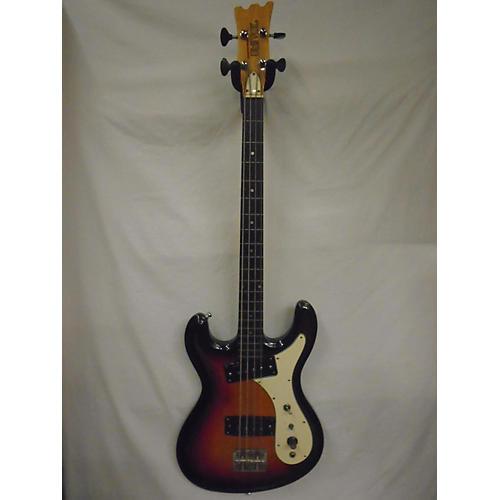 Univox Hi Flyer Electric Bass Guitar