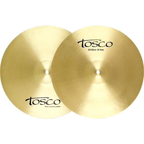 Tosco Hi-Hat Cymbal Pair