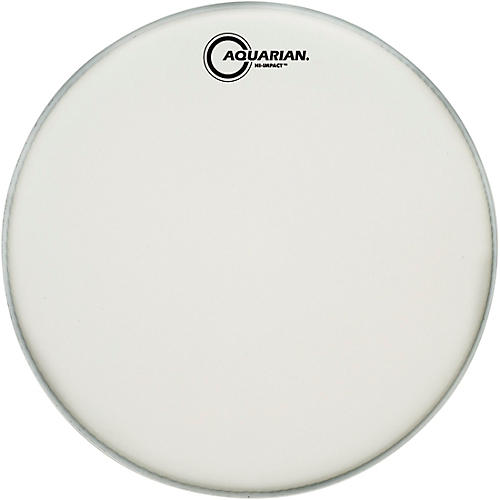 aquarian hi impact snare white snare drum head 13 in guitar center. Black Bedroom Furniture Sets. Home Design Ideas