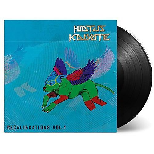 Alliance Hiatus Kaiyote - Recalibrations 1