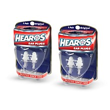 Hearos High Fidelity Ear Plugs 2-Pack