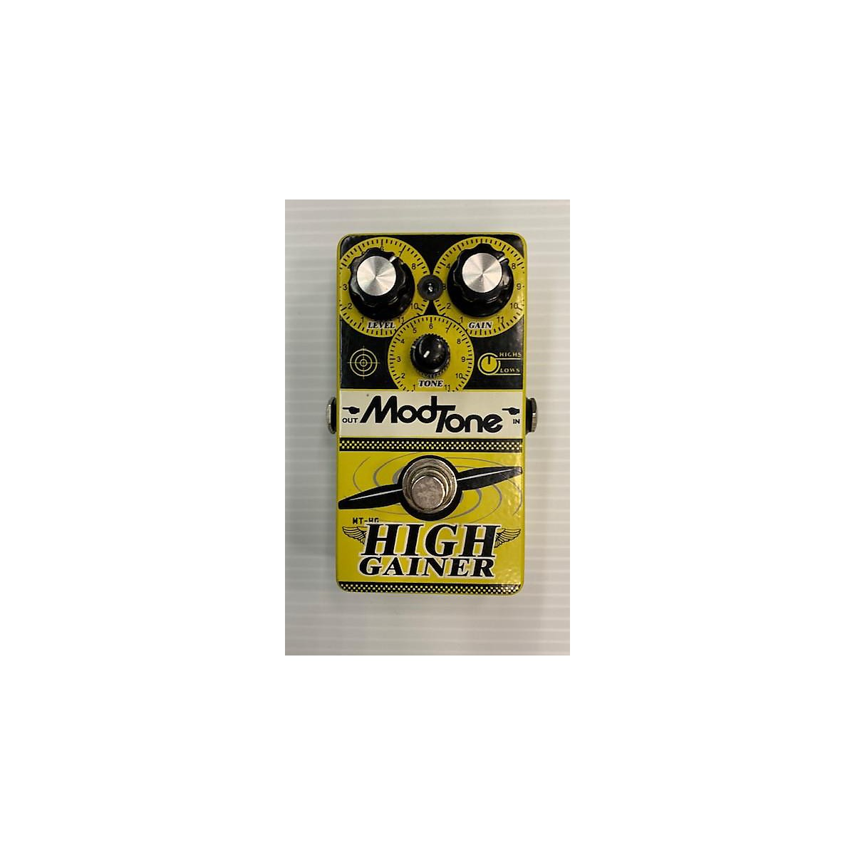 Modtone High Gainer Pedal