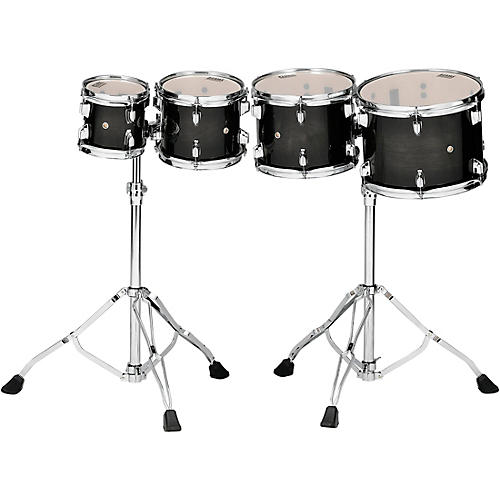 TAMA High-Pitched Concert Tom Set With Stands (Double-headed)