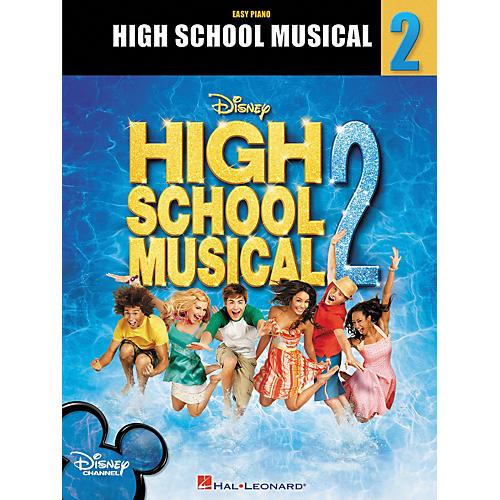 Hal Leonard High School Musical 2 For Easy Piano