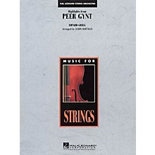 Hal Leonard Highlights from Peer Gynt Music for String Orchestra Series Softcover Arranged by Jamin Hoffman
