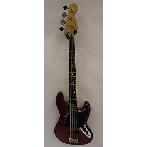 used fender highway one jazz bass electric bass guitar red guitar center. Black Bedroom Furniture Sets. Home Design Ideas