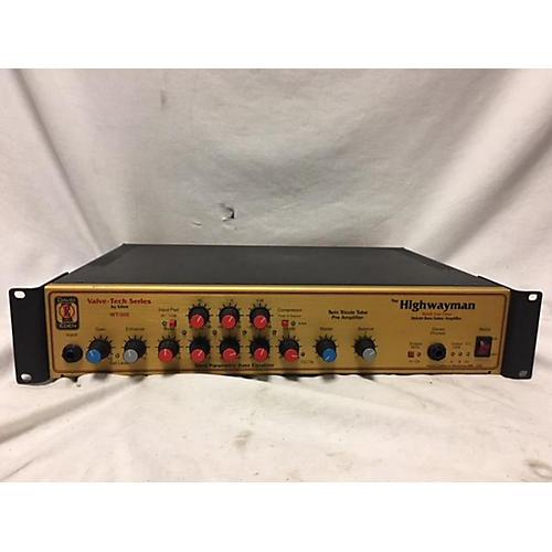 Eden Highwayman Wt 500 Bass Amp Head