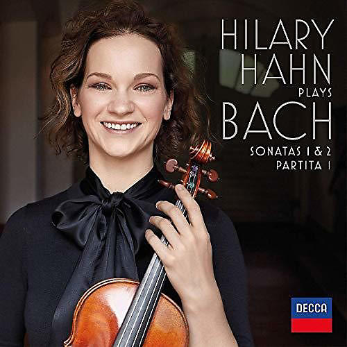 Alliance Hilary Hahn - Hilary Hahn Plays Bach: Sonatas 1 & 2 / Partita 1