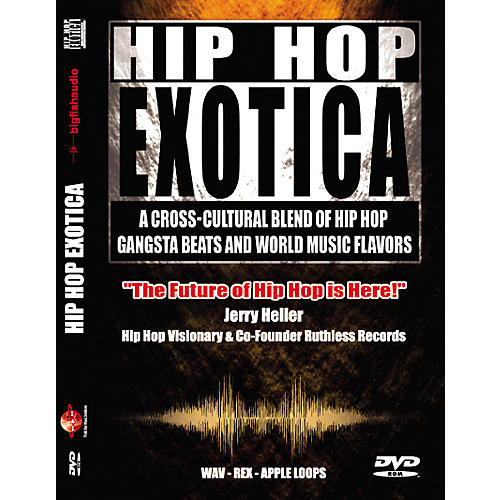 Big Fish Hip Hop Exotica Audio Loops