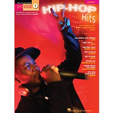 Hal Leonard Hip-Hop Hits (Pro Vocal Men's Edition Volume 31) Pro Vocal Series Softcover with CD