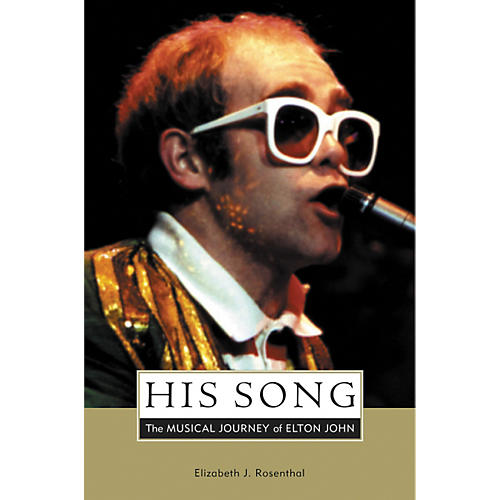 Watson-Guptill His Song - The Musical Journey of Elton John (Book)