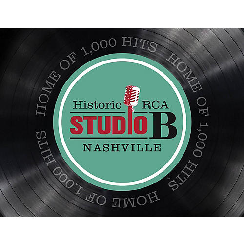 Country Music Hall of Fame Historic RCA Studio B Nashville (Home of 1,000 Hits) Book Series Softcover by Country Music Hall of Fame