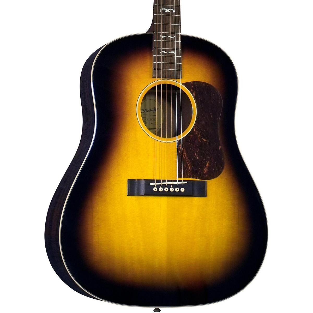 Blueridge Historic Series BG-140 Slope-Shoulder Dreadnought Acoustic Guitar