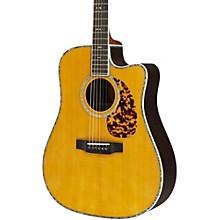 Blueridge Historic Series BR-180CE Cutaway Dreadnought Acoustic-Electric Guitar Level 2 Natural 190839217080