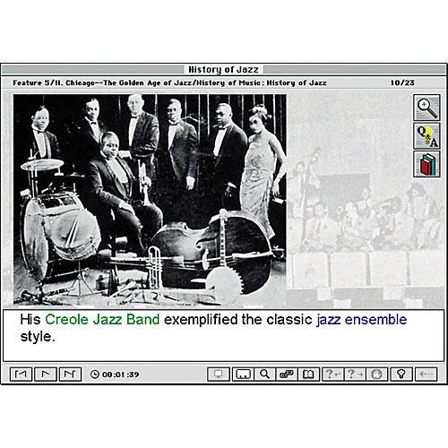 Clearvue History Of Music: Part 1 CDROM Single User