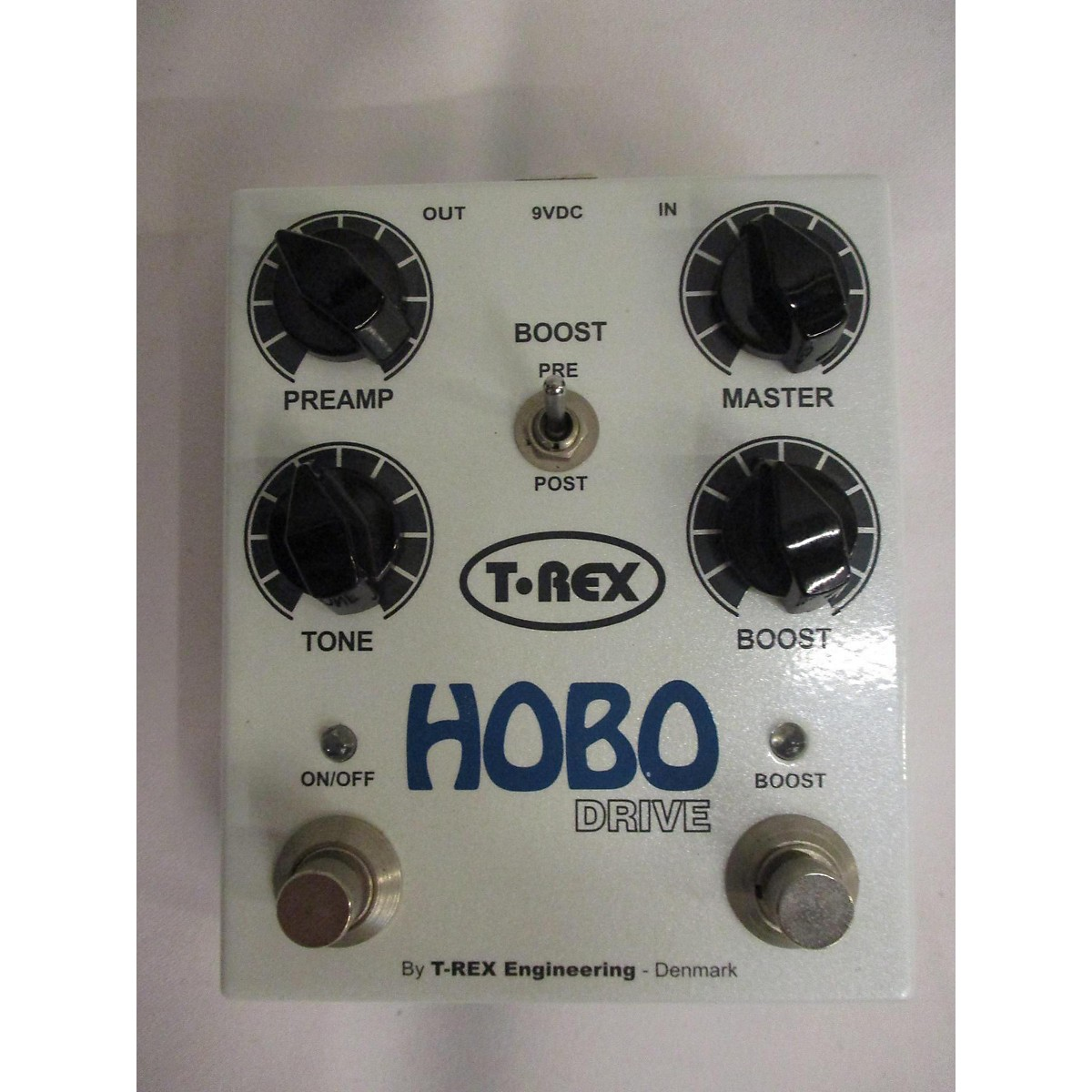 T-Rex Engineering Hobo Drive Effect Pedal