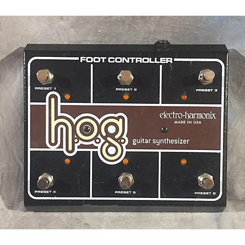 Electro-Harmonix Hog Foot Controller Effect Pedal